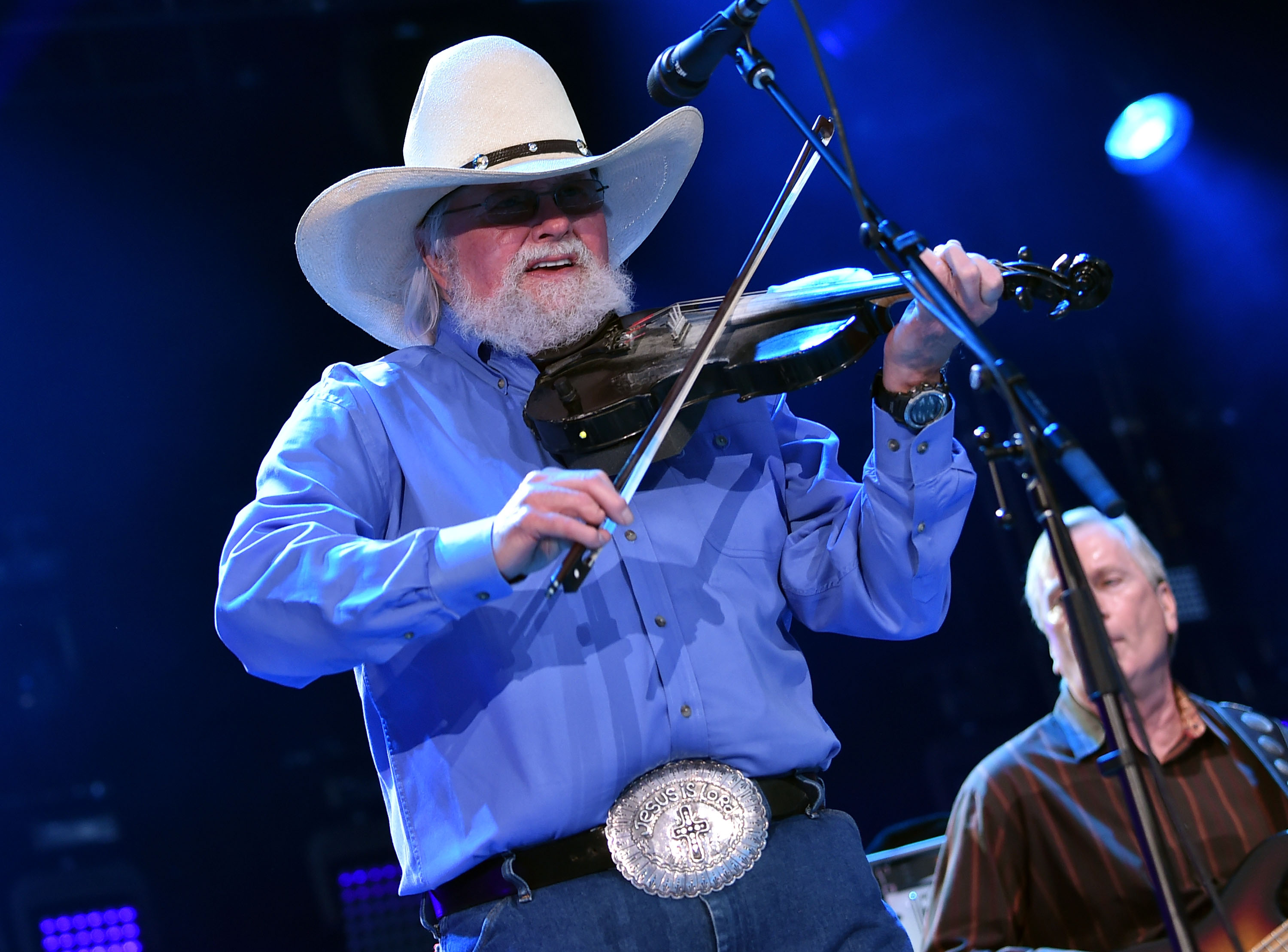The Charlie Daniels Band Tour