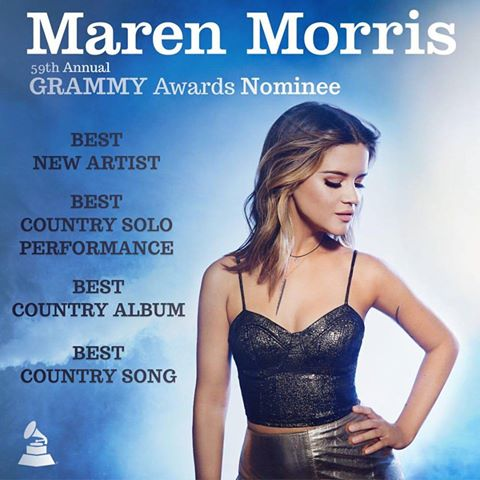 maren morris grammy awards