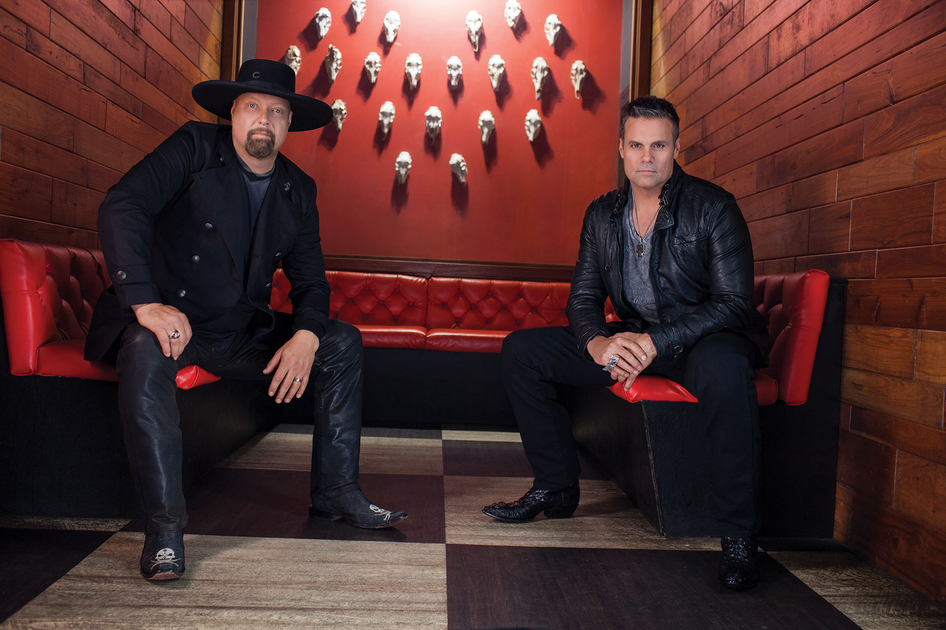 How Well Do You Know Montgomery Gentry? [QUIZ]