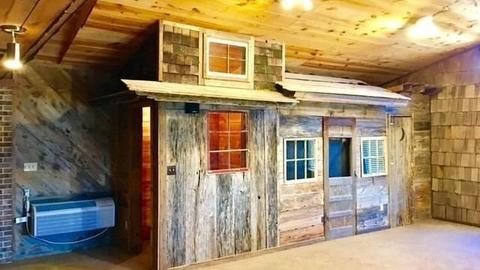 blake shelton childhood home