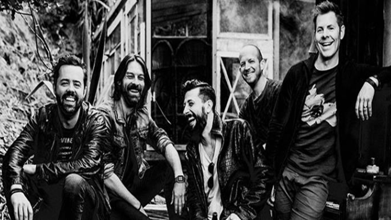 "Old Dominion ""No Such Thing As A Broken Heart"""