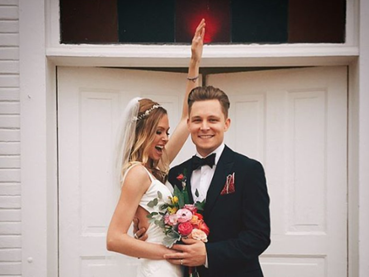 frankie ballard married