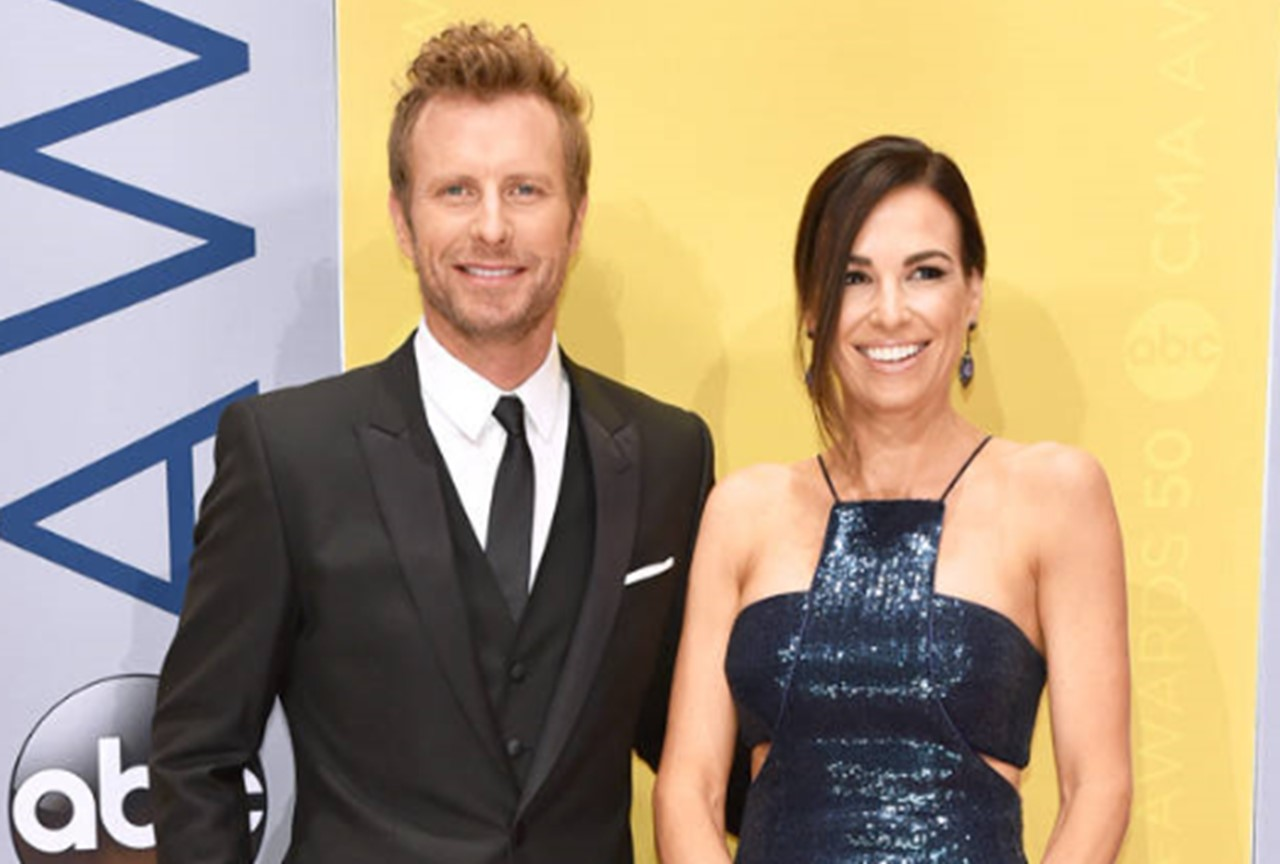 Dierks Bentley Gives George Strait Credit For Marriage To