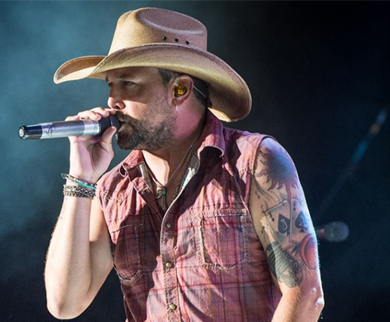 Jason Aldean to Make B...