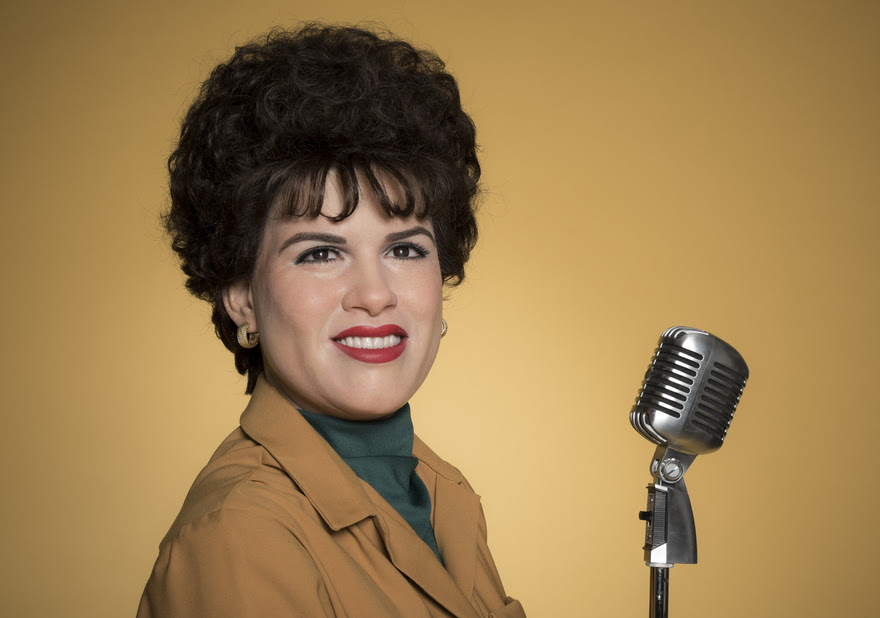 pasty cline wax figure