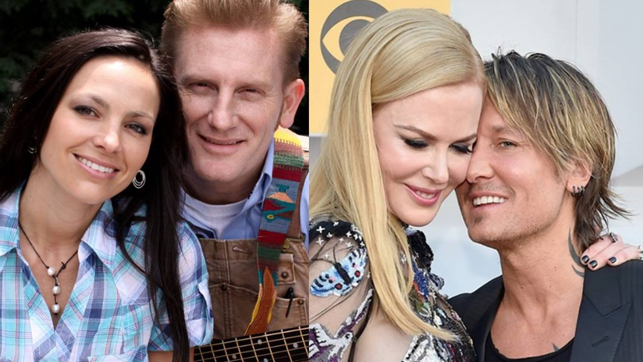 5 Most Inspiring Country Music Marriages