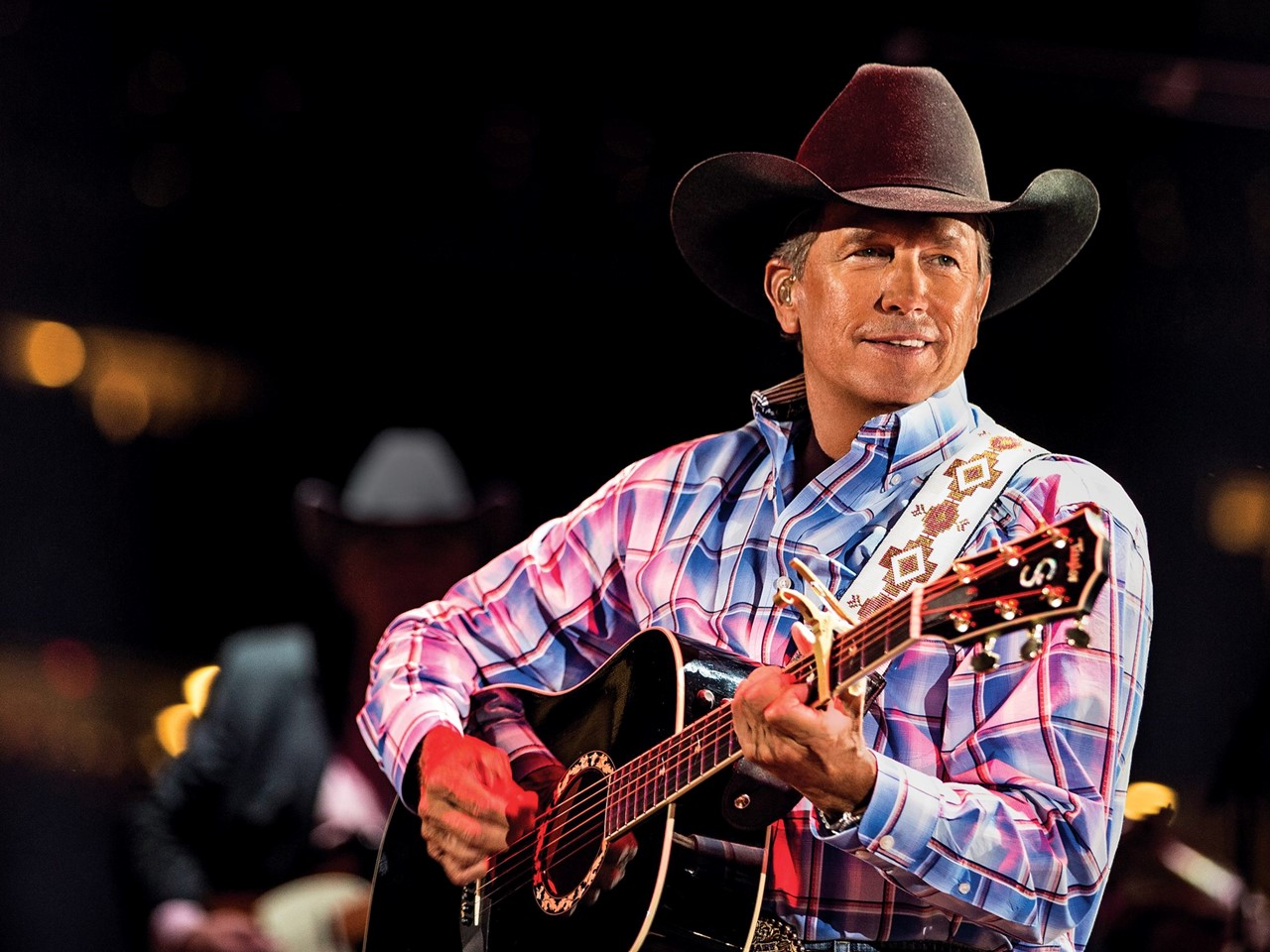 george strait faith
