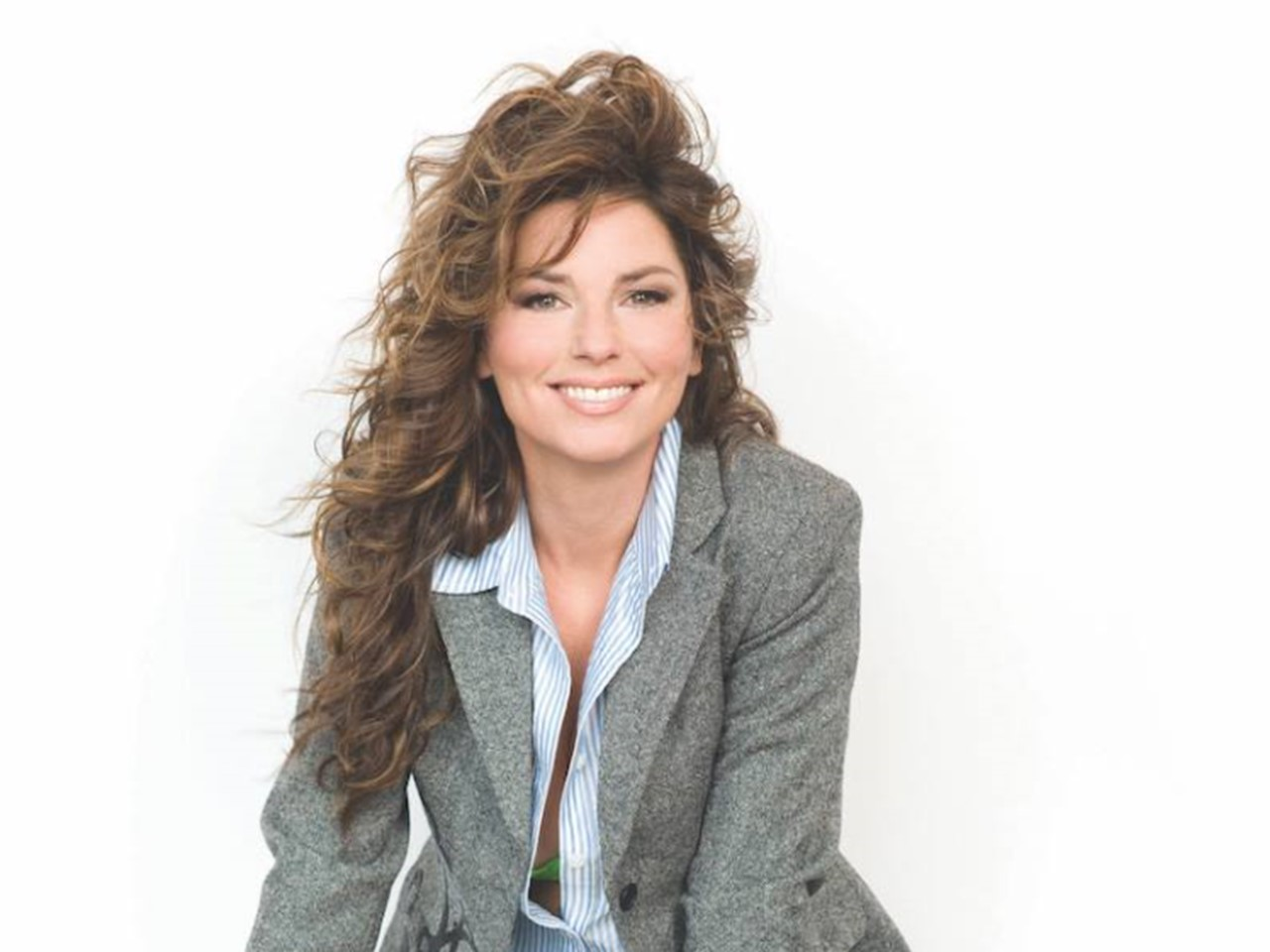 Shania Twain is Headed to NBC's 'The Voice'