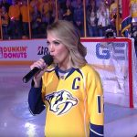 carrie underwood national anthem