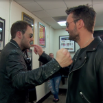 Eric Church Encounters His Madame Tussauds Wax Figure [Video]