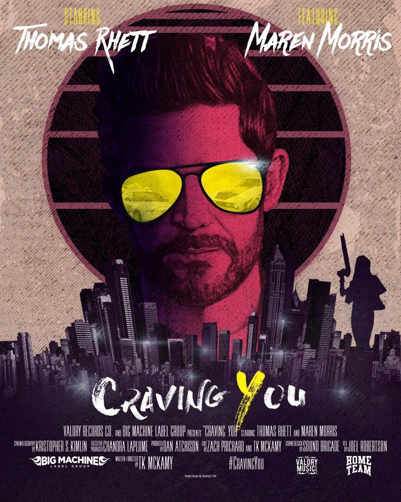thomas rhett maren morris craving you