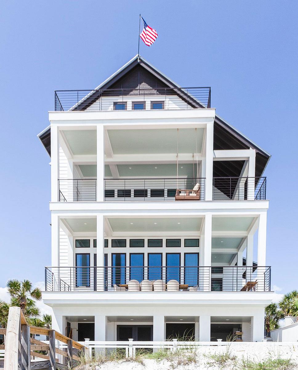 Check Out Luke Bryan S Beautiful Beach House