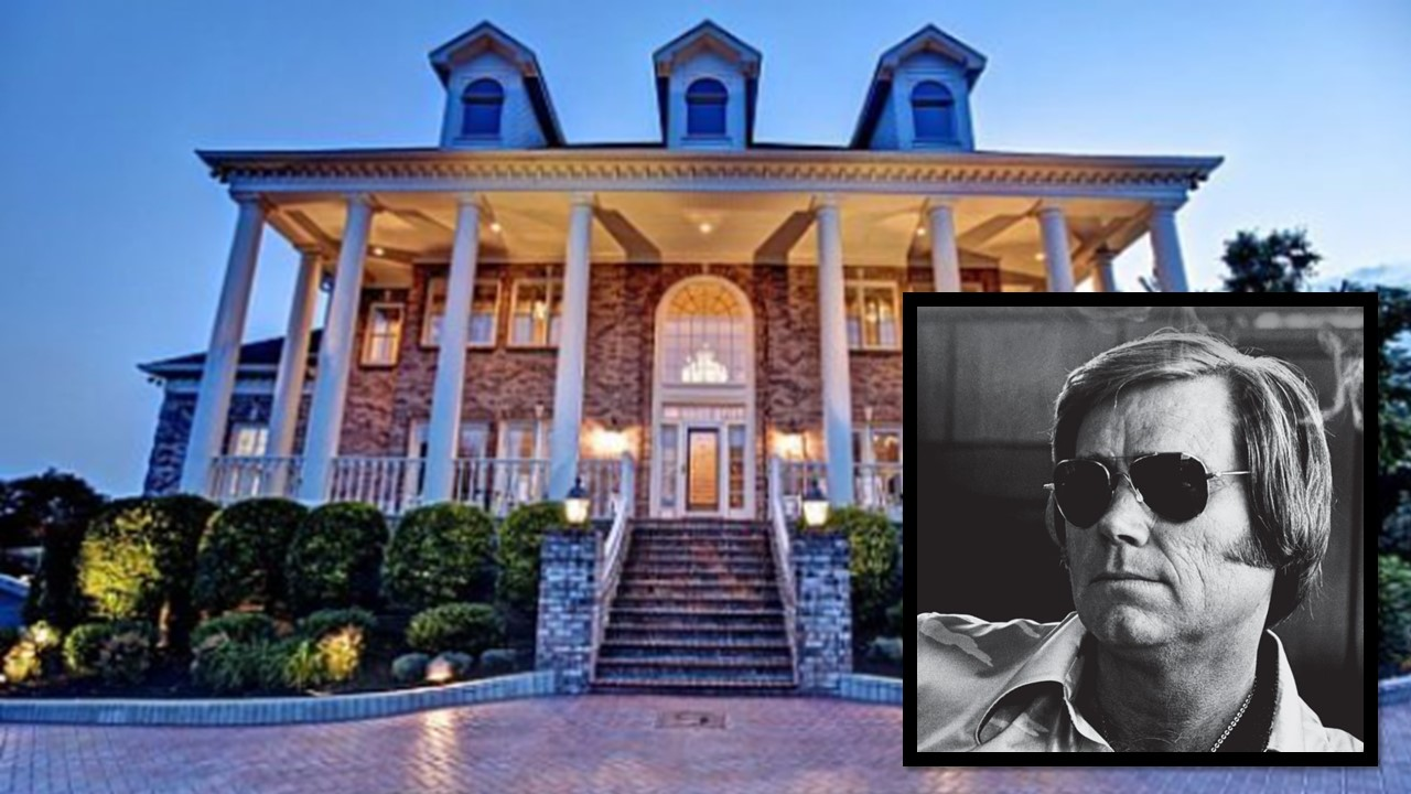 george jones estate