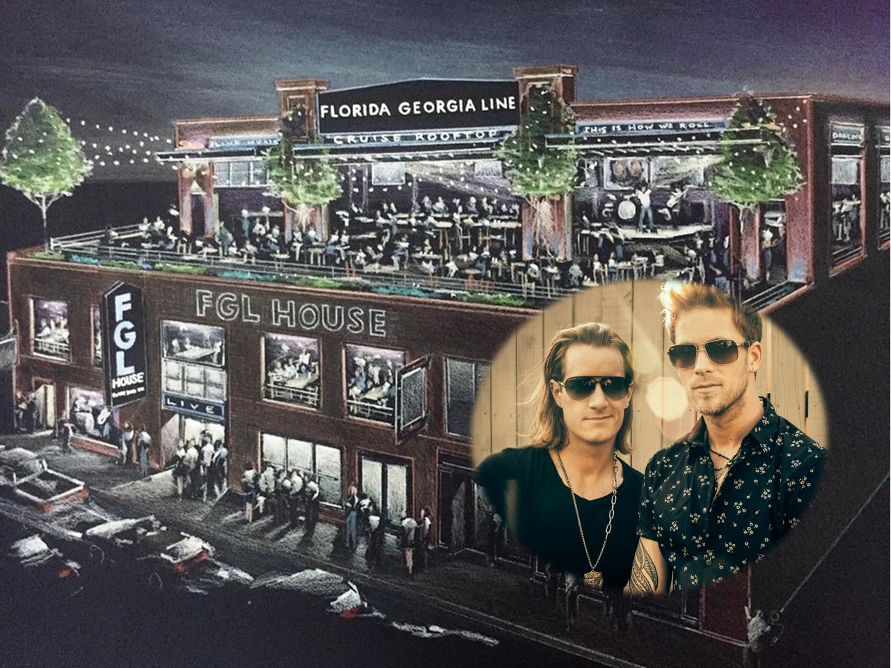 Florida Georgia Line To Open Restaurant & Entertainment Venue