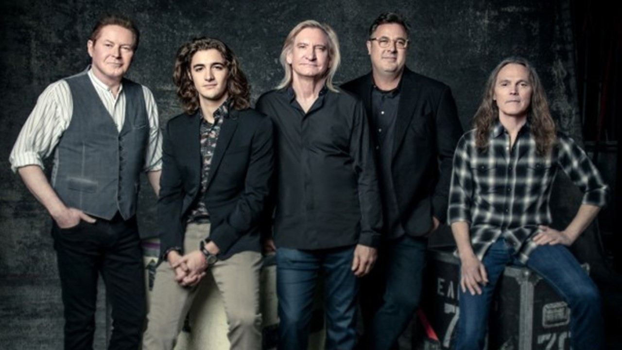 vince gill the eagles