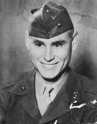 George Jones Military