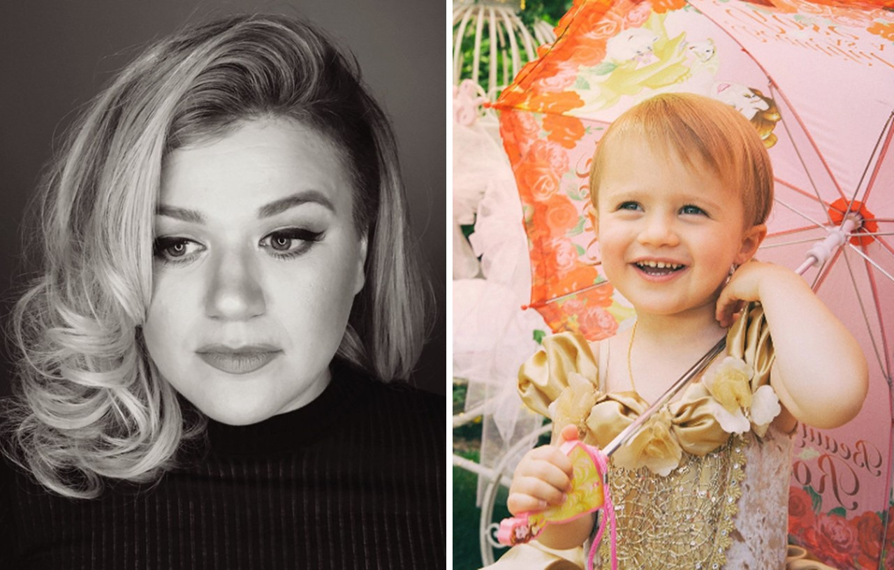 kelly clarkson daughter