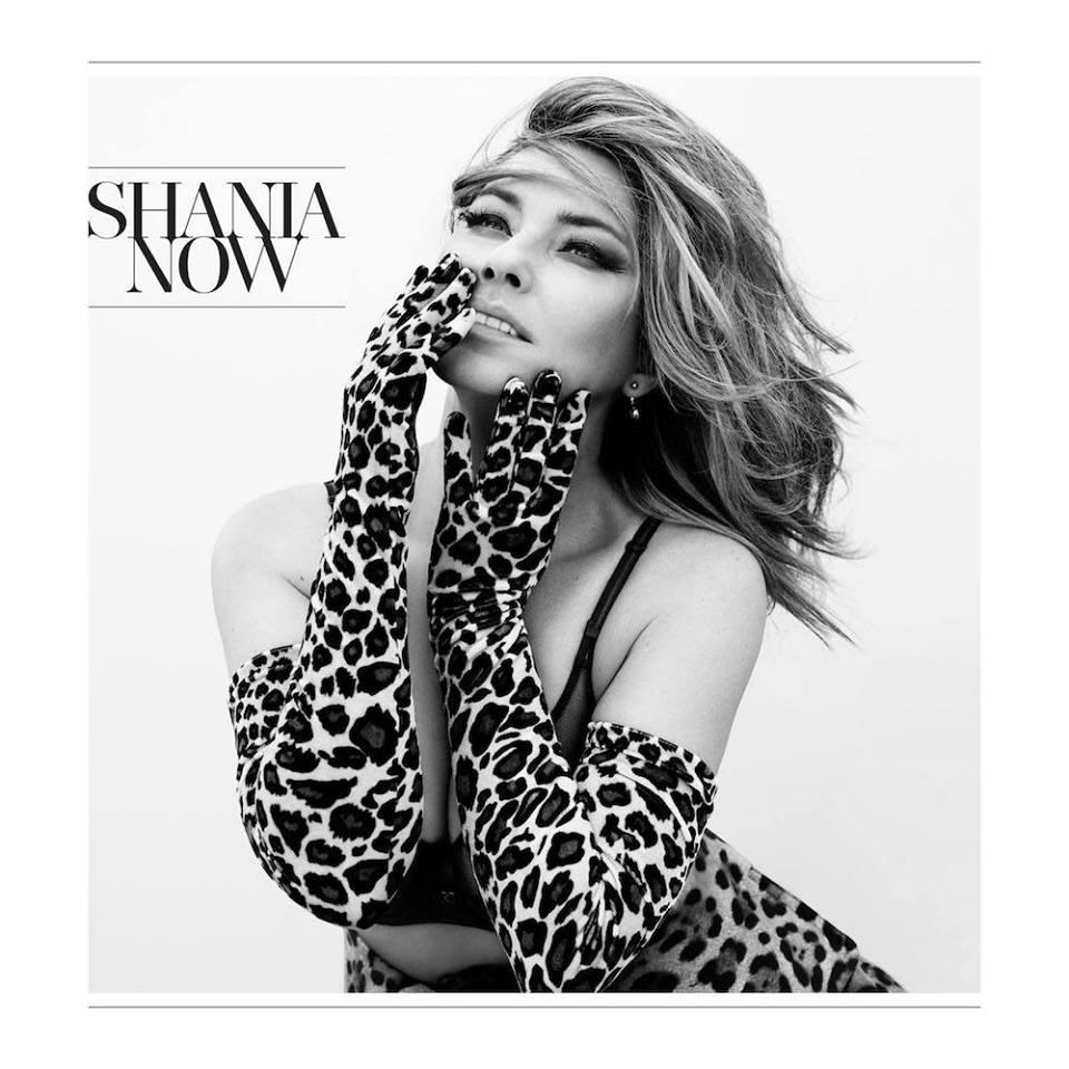 shania twain album now
