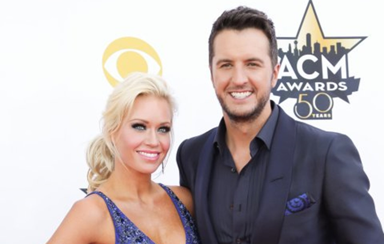 luke bryan marriage