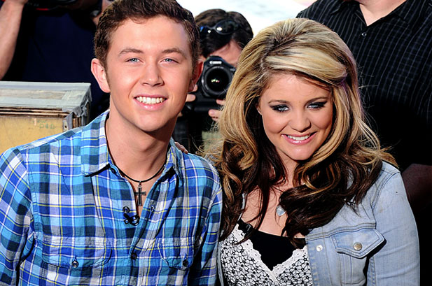 scotty mccreery lauren alaina