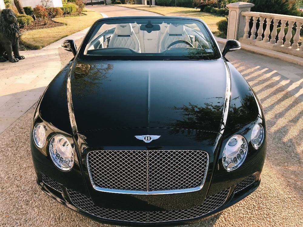 George Strait's Bentley