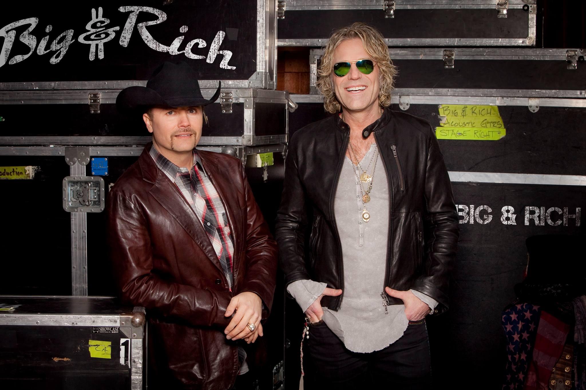 big & rich album