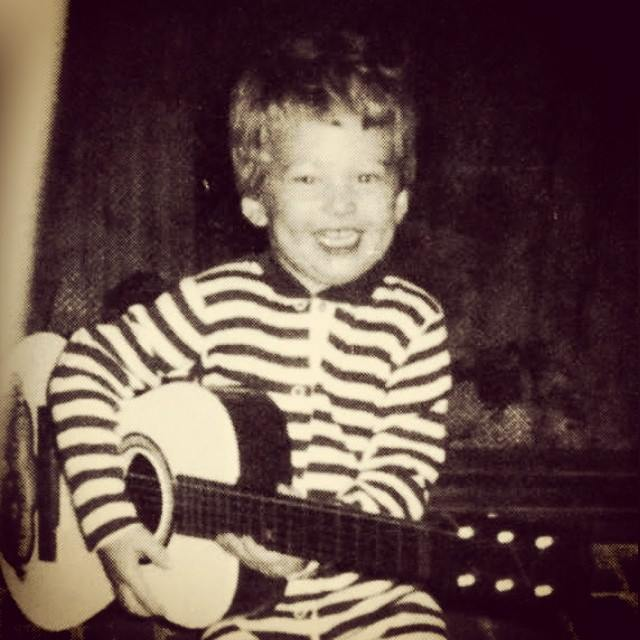 country stars as kids