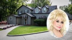 dolly parton home