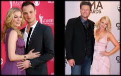 country music divorces