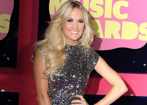 Carrie Underwood shared an adorable photo on Instagram about her new morning routine.