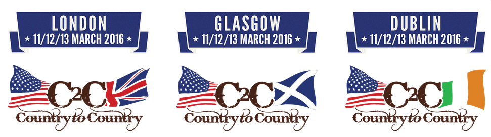 Country To Country Festival 2016