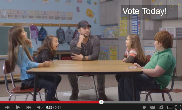 Tyler Farr Releases ACM Award Video