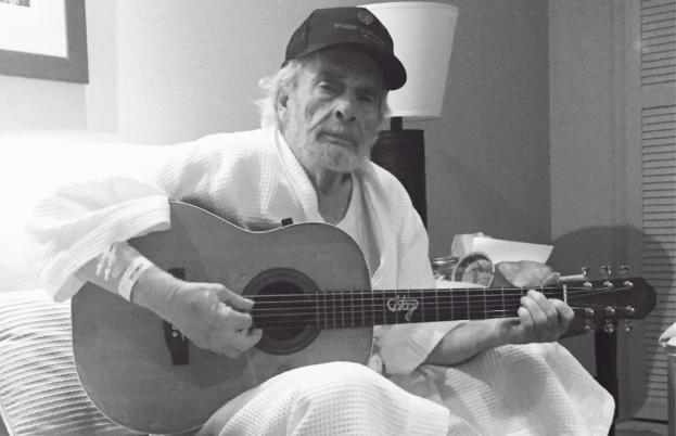 Merle Haggard Illness
