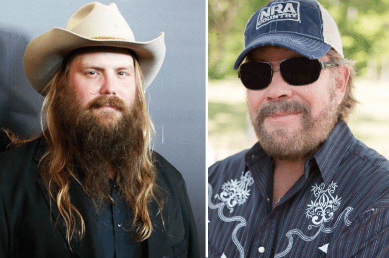 Hank Williams Jr. and Chris Stapleton