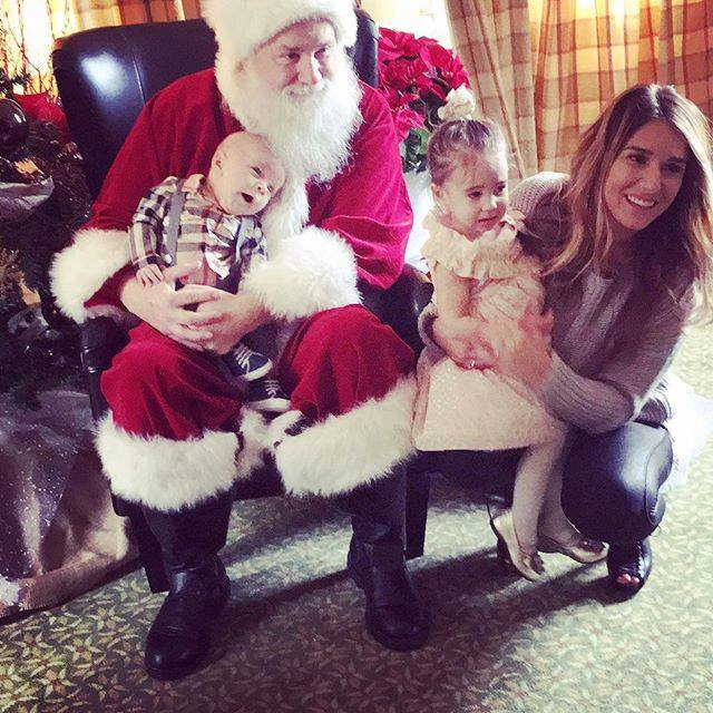 jessie james decker with her children