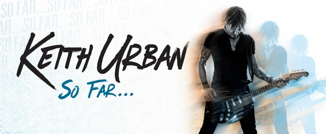 Check out Keith Urban's Hall of Fame Exhibit
