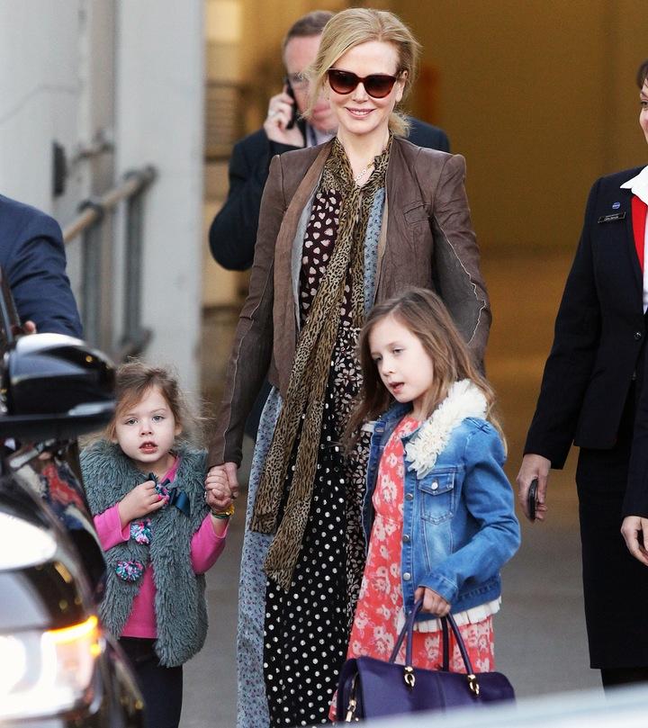 Nicole Kidman and Keith Urban's Children
