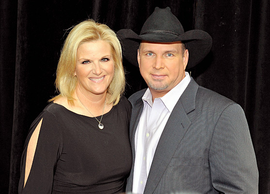 Garth Brooks and Trisha Yearwood Celebrate 10 Years of Marriage
