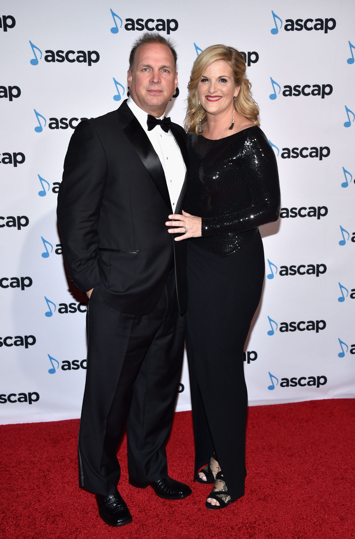Trisha Yearwood and Garth Brooks