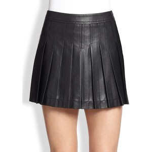 Leather Skirts For Winter Into Spring - Fashion Bistro