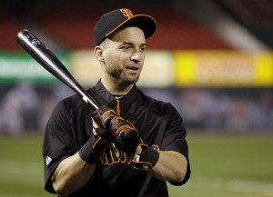 Marco Scutaro Retires a Giant