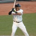 Michael Morse DH World Series