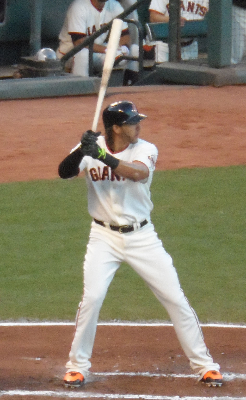 Michael Morse DH World Series