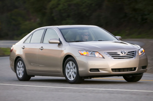 Toyota Camry Hybrids being recalled…