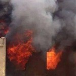 Members of the militant group Islamic State in Iraq and Syria  reportedly torched a 1,800 year-old Catholic Church in Mosul, Iraq and have