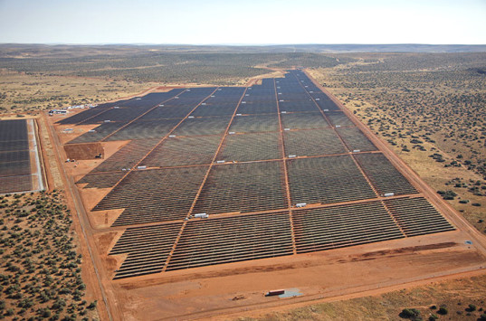 Read about South Africa`s largest renewable energy projects . . .