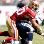 It is safe to say Chris Borland is on the verge of becoming a living legend for San Francisco 49ers fans. Check out the video from his high