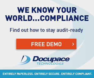 Docupace Compliance