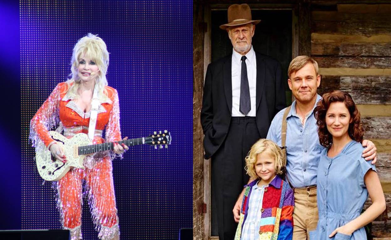Another Dolly Parton TV Movie?! YES!