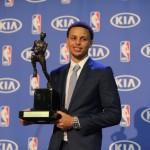 Congratulations to Stephen Curry: 2014-15 KIA NBA MVP!